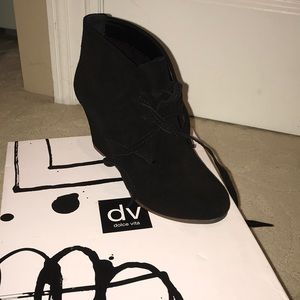 Brand New Dolce Vita Suede Booties
